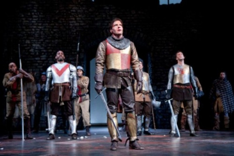 Henry V,  Henry V , Shakespeare Theatre Company