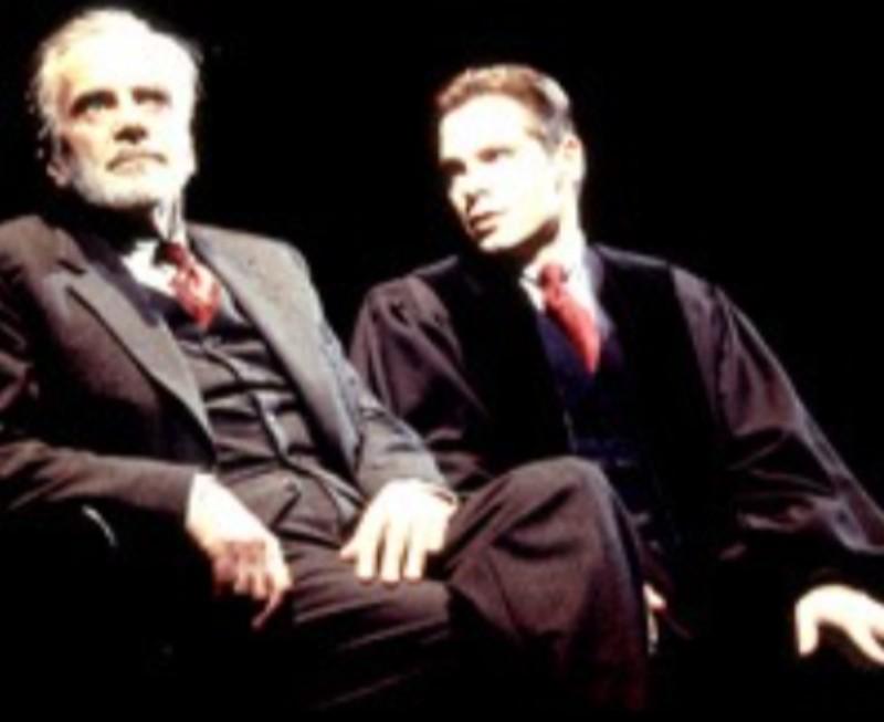 Oscar Rolfe,  Judgement at Nuremberg , Broadway