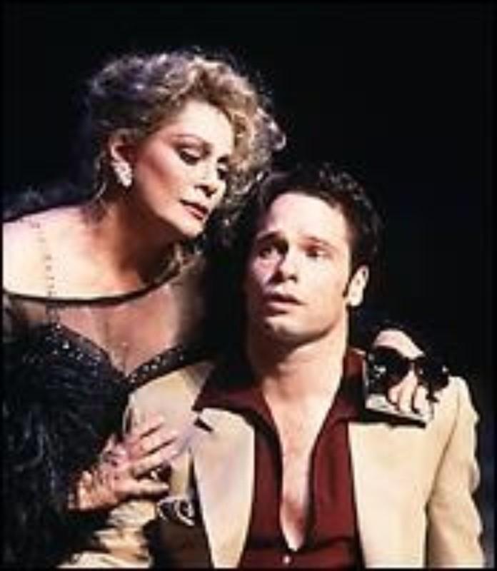 Chance Wayne,  Sweet Bird of Youth , Shakespeare Theatre Company