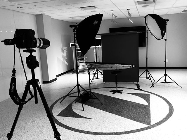 Today's Camera Room - Shooting Headshots On-Location  #ClevelandHeadshotPhotographer https://www.portraitsbymatthew.com/headshots