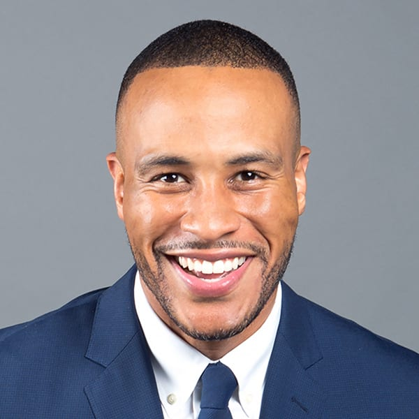 DeVon Franklin  Producer, Author, Speaker; CEO of Franklin Entertainment
