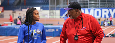Andy Capellan:  Capellan is the head track and field coach at New Rochelle High School. Since 1975, he has led his teams to claim 44 County Championships, 50 League titles and 37 Sectional Championships for Section One Class A/AA across the indoor and outdoor seasons.
