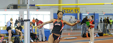 Amina Smith:  Smith was an NCAA All-American high jumper at the University of Maryland in 2014. She has continued with an impressive pro career where she has placed 7th or higher at every US Championship indoor and outdoor from 2016 to present including a 4th place finish at the US Olympic Trials in 2016. Smith is from Lusby, MD.