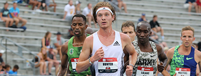 Drew Hunter:  Hunter is the national record holder in the high school indoor mile, running 3:57.81 at The Armory in 2016. He has since gone on to a successful professional career directly out of high school, winning the national championship over two miles earlier this year. Most recently, Hunter qualified for his first Team USA in the 5000m, for the 2019 World Championships.