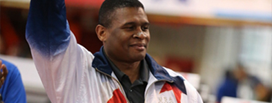 Lawrence Johnson:  Johnson is one of the most decorated US pole vaulters in history. In his career he was a 4x NCAA Champion, 7x US Champion, World Champion and Olympic Silver Medalist. He is also the Indoor American Record Holder.