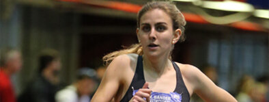 Mary Cain:  Cain is a native of Bronxville New York where she became one of the most decorated high school athletes in the history of track & field. Mary has restarted her career this year and competed in the pro field in the Dr Sander Invitational in January 2020.
