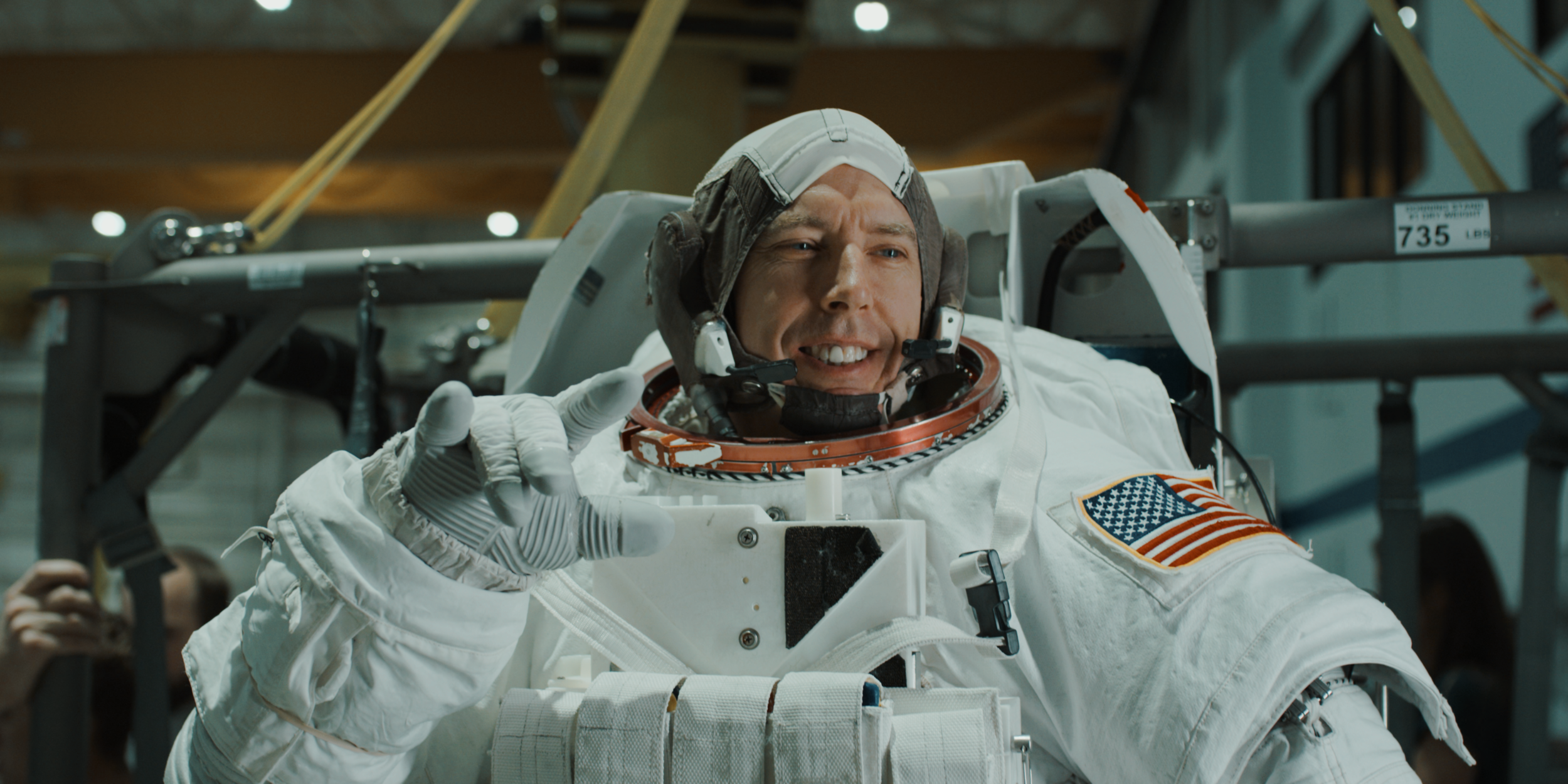 Queen's University - The Path to NASA - A film and series of content videos with Queen's Alumni and NASA Astronaut Drew Feustel