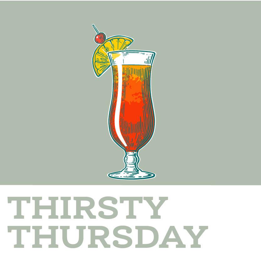 $5 Tito's Handmade Vodka Cocktails -