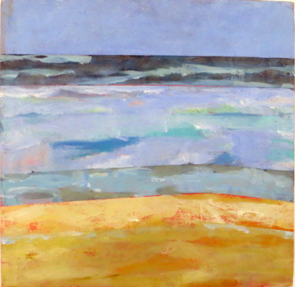 lucy paige painter key west artist abstract - Horizon Lines .jpg