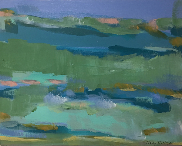 lucy paige painter key west artist abstract collage - beach days 1.jpg