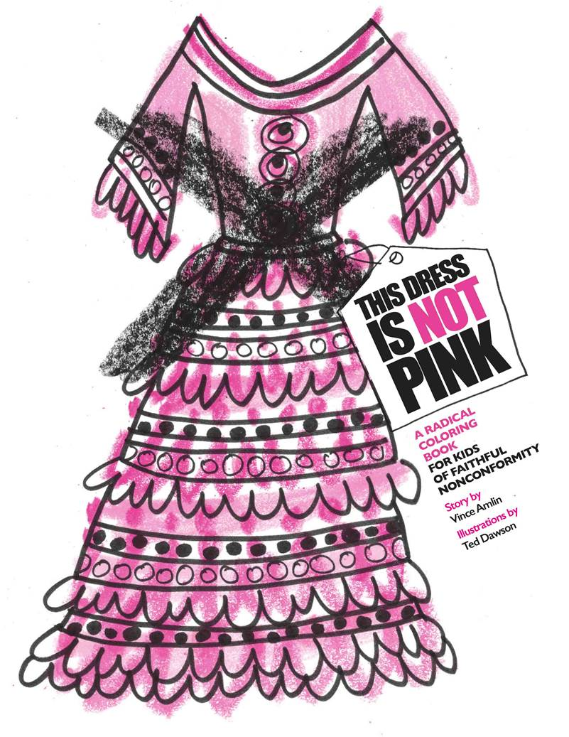 This Dress is Not Pink