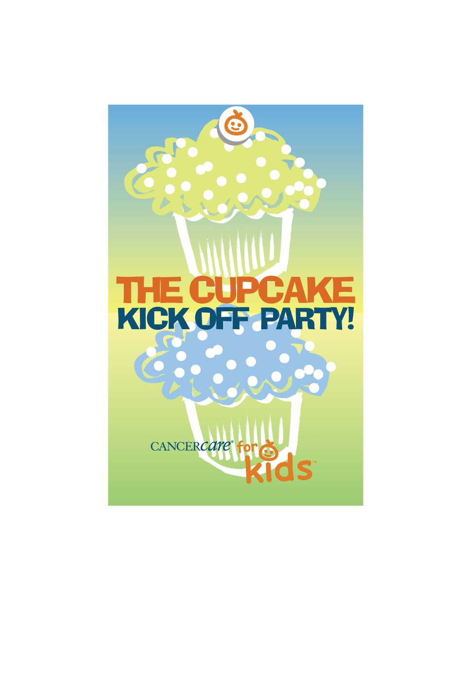Cupcake Fundraiser for CancerCare