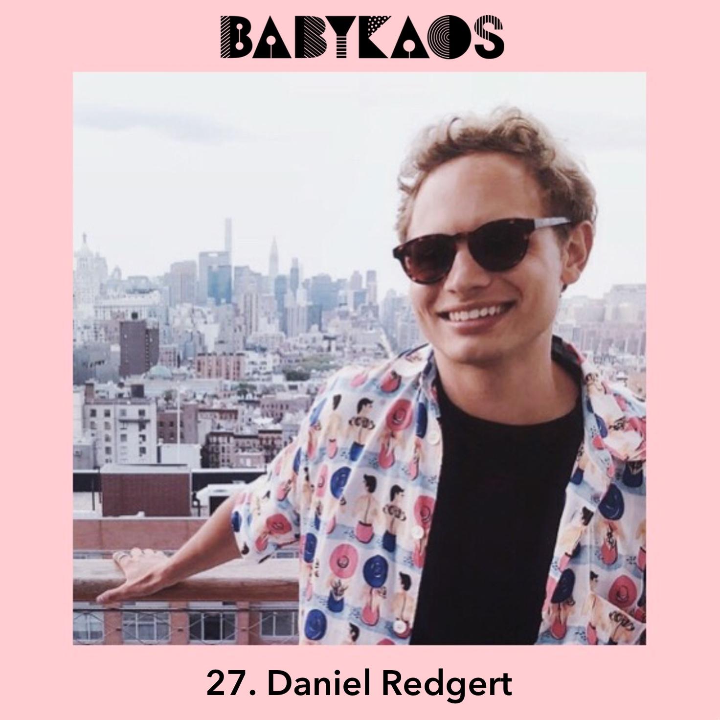 Daniel Redgert gästar Babykaos