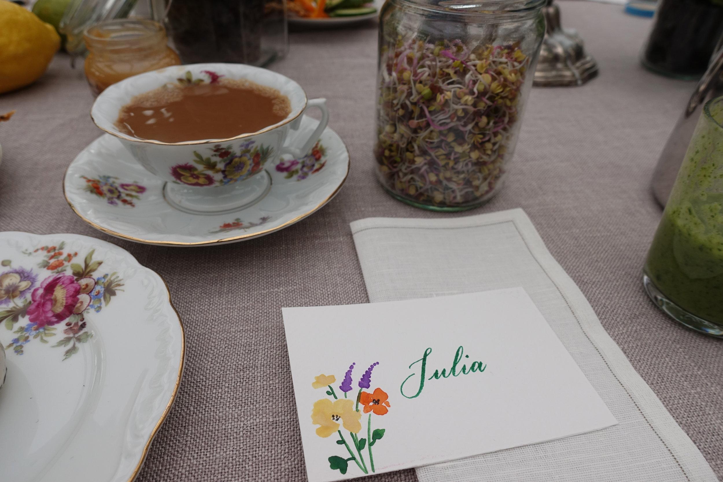 Frukost Ebba Von Sydow BeeUrban NaturNes