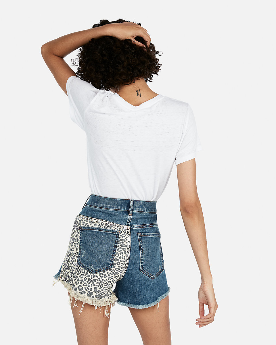 love the animal print detail on these and they're on sale for $29!!