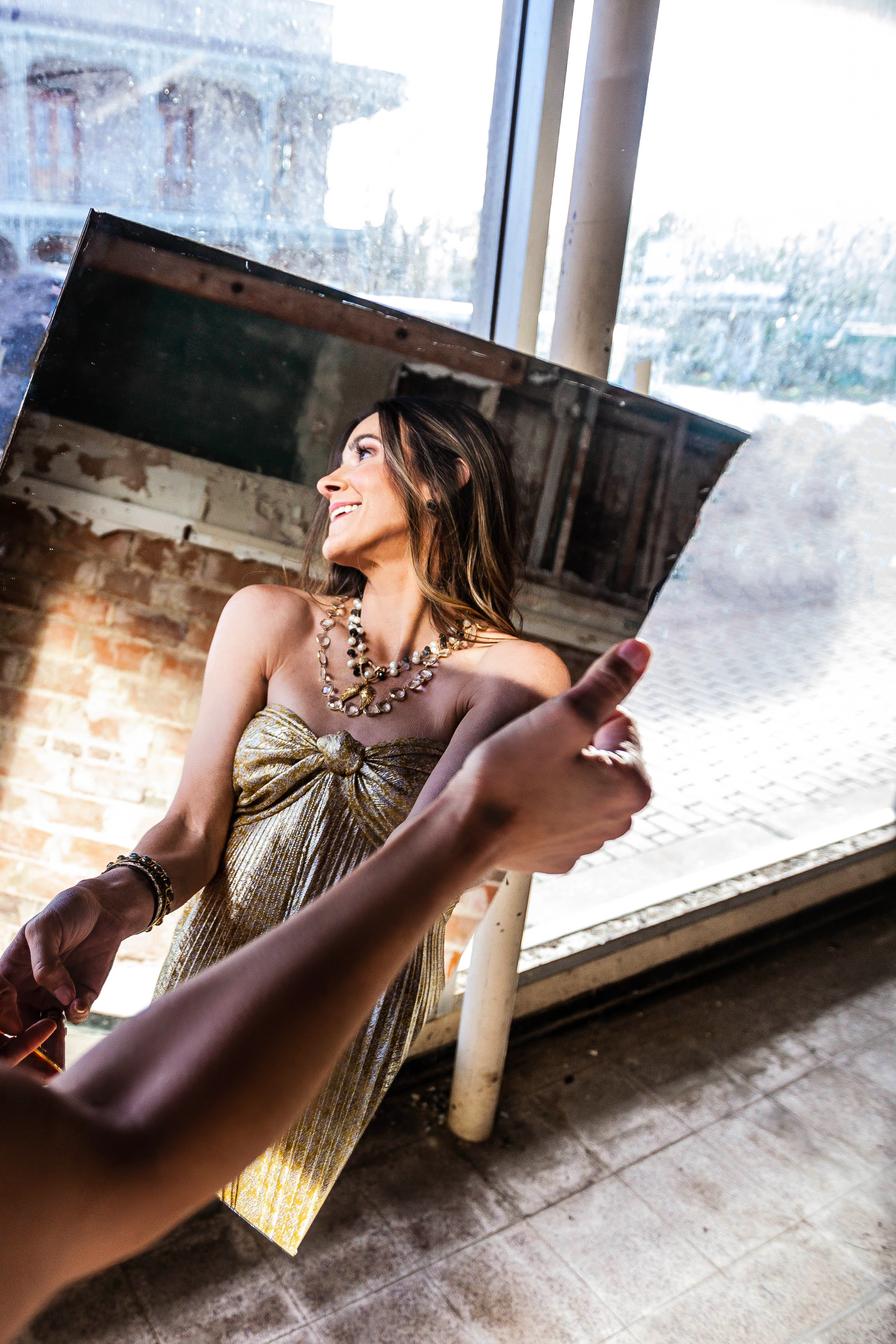 GOWN - ALEXIS - ON SALE  HERE  AND  HERE  - SIMILAR DRESS  HERE  | SHOES - CARRANO - LOCALLY SOURCED BY  DAPHNE'S SHOE BOUTIQUE- HERE  - SIMILAR  HERE  | NECKLACE- HARVEST JEWELS -  HERE  AND  HERE  | PENDANT ON NECKLACE - HARVEST JEWELS -  HERE  | BANGLES - HARVEST JEWELS -  HERE ,  HERE  | EARRINGS - HARVEST JEWELS -  HERE  | HAIR AND MAKEUP BY  ASHLEY WEST MUA
