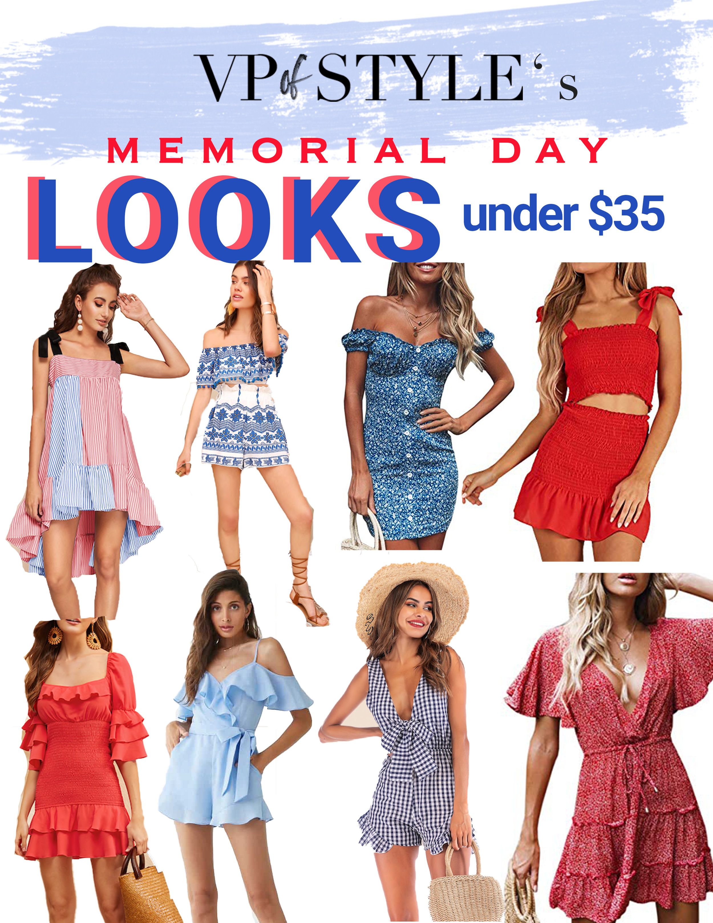 Memorial Day looks for the budget friendly