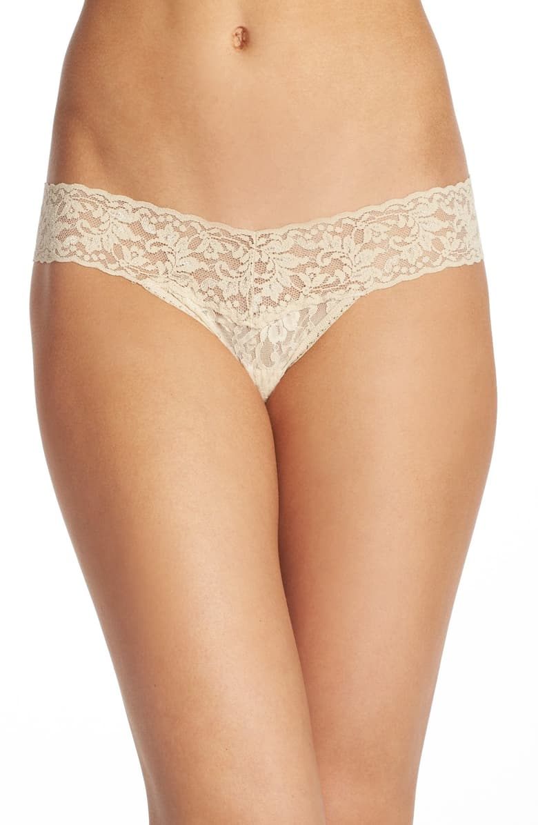 3. - Hanky Panky is my favorite undies brand! I've worn them for forever and the basics are never on sale. I knew I needed to snag a few (the 4 for $59 is a good deal for these) during this sale. ( I know so boring, right!? but practical)
