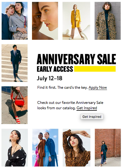 2019 Nordstrom Anniversary Sale