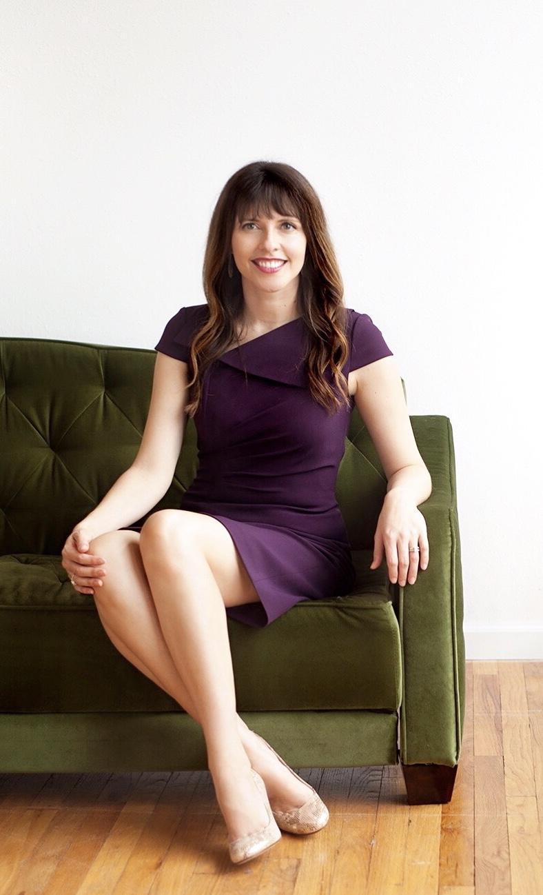 Amanda Montgomery - Dallas business lawyer, founder of the Law Office of Amanda Montgomery, PLLCInstagram @amontgomerylawyer