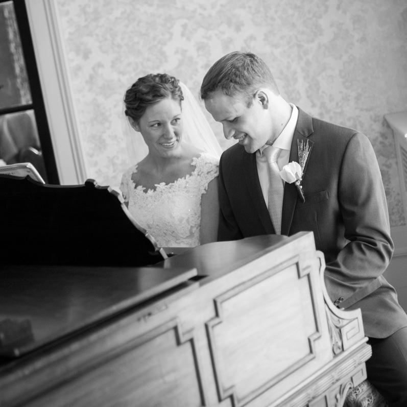 LEvi & Kyann Wedding Photoshoot | Heather & Sarah Photography
