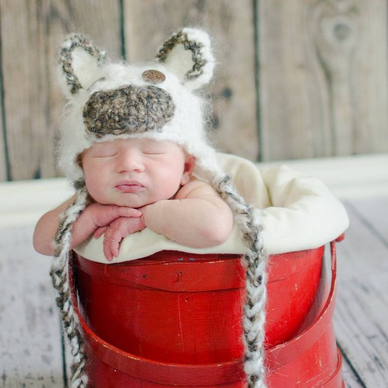 Sweet Baby Evan Photoshoot | Heather & Sarah Photography