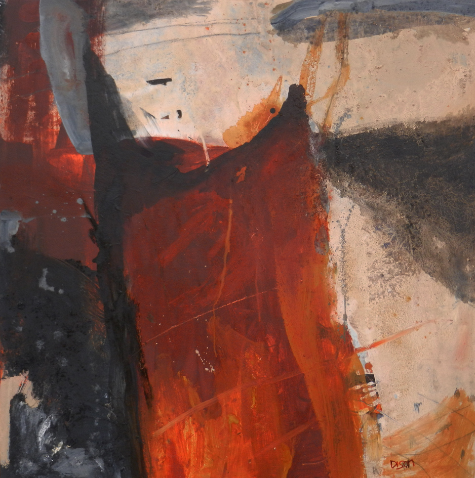 Generations Oil on board 81 x 81 cm 2015