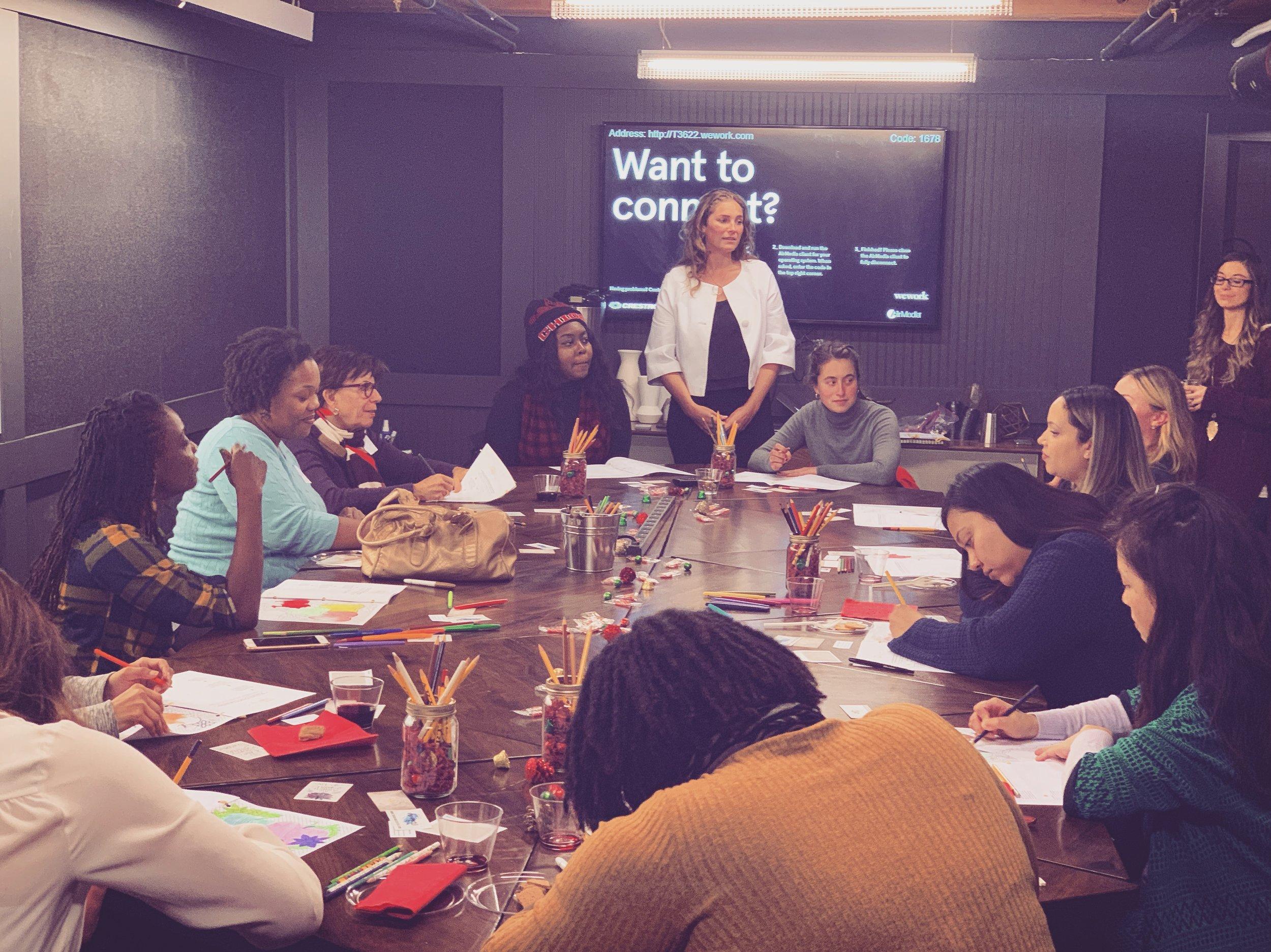 Chicago, IL: Workshop