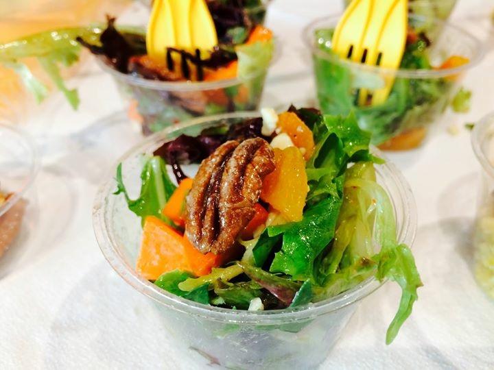 Mini Salad Platter