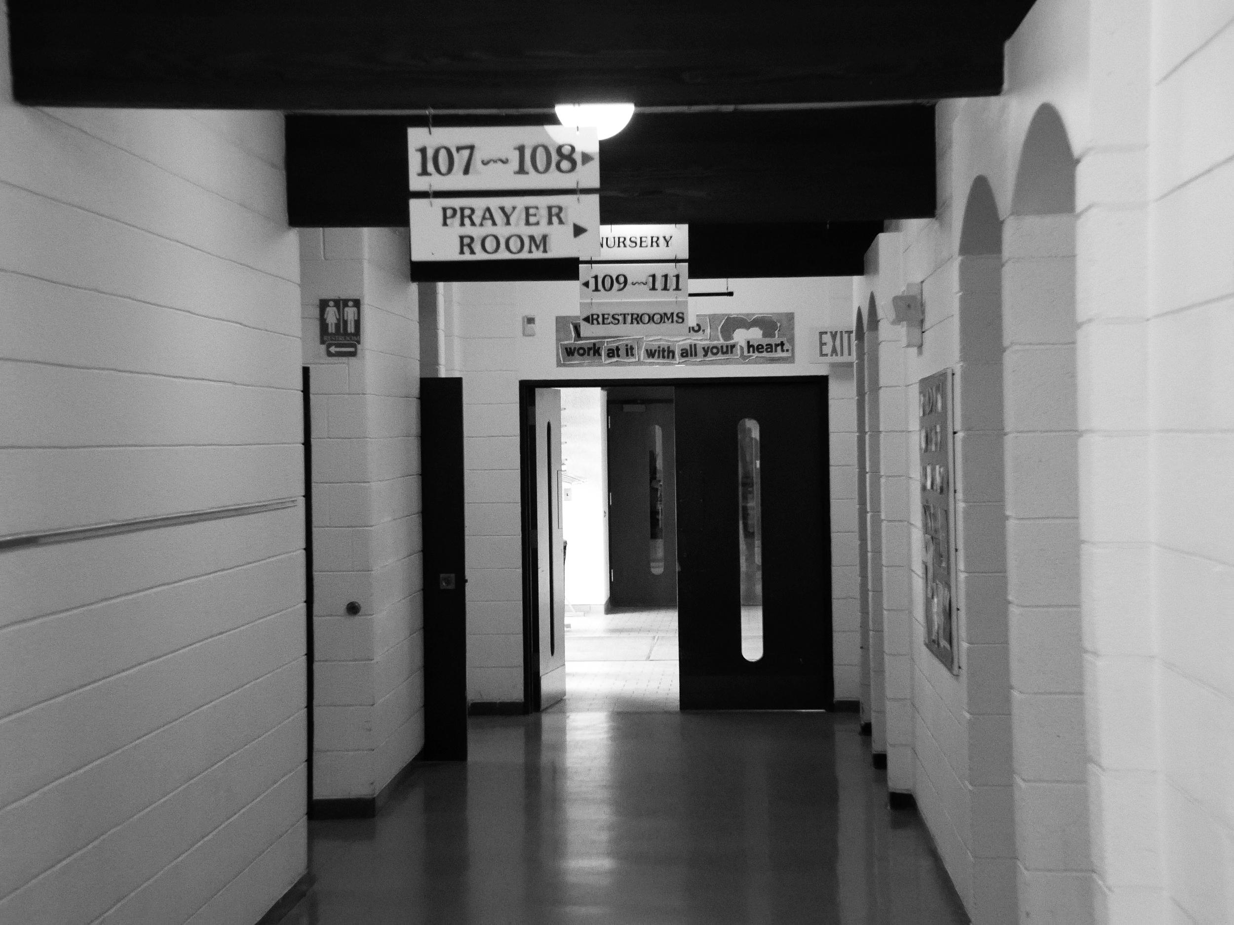Class room Hallway