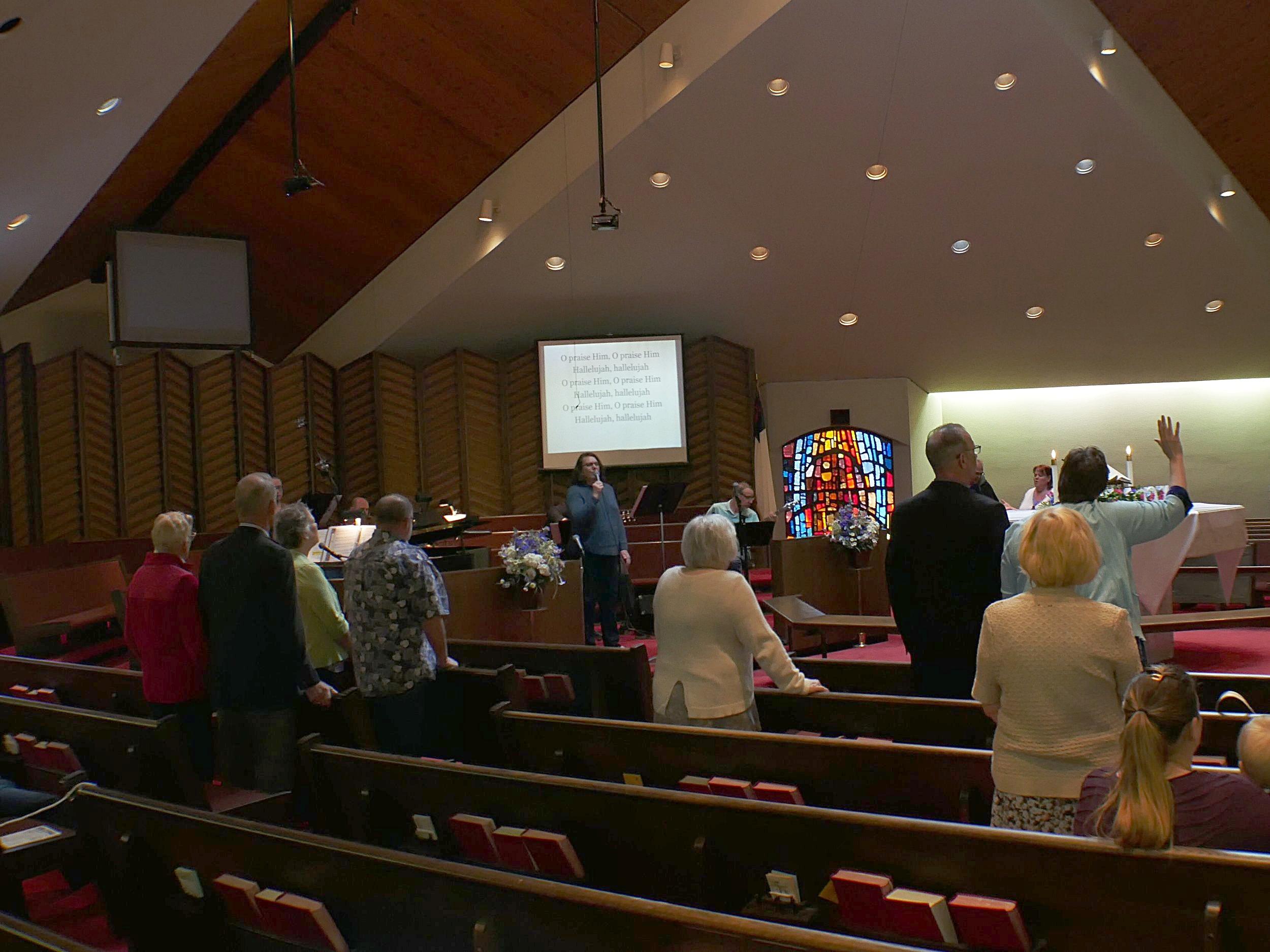 Morning Worship
