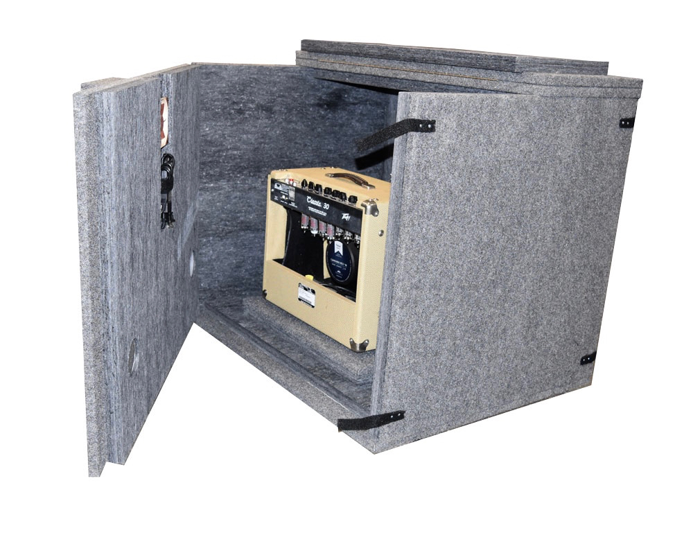 Portable Guitar Amp Enclosure