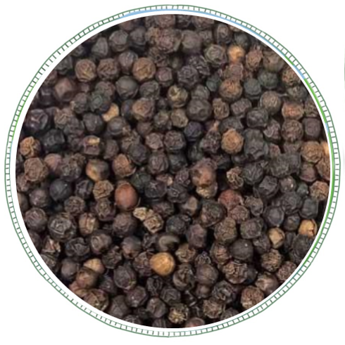 Black Peppercorns -