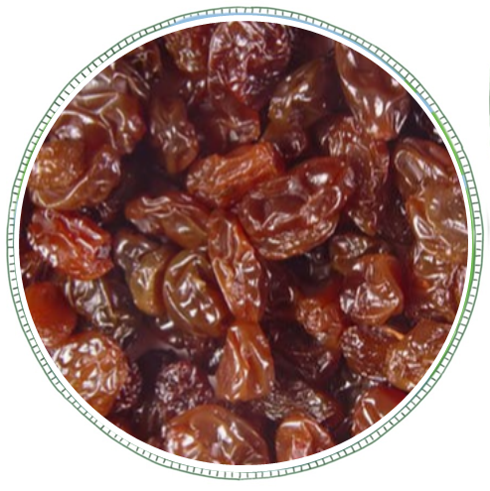 Raisins -