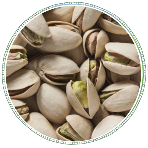 Roasted and Salted Pistachios -