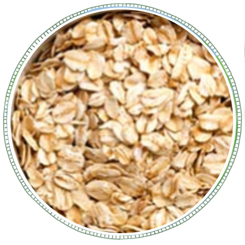 Rolled Oats -