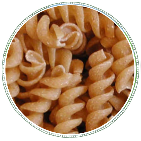 Fusilli Pasta Wholewheat -