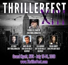 Thriller Fest 2018