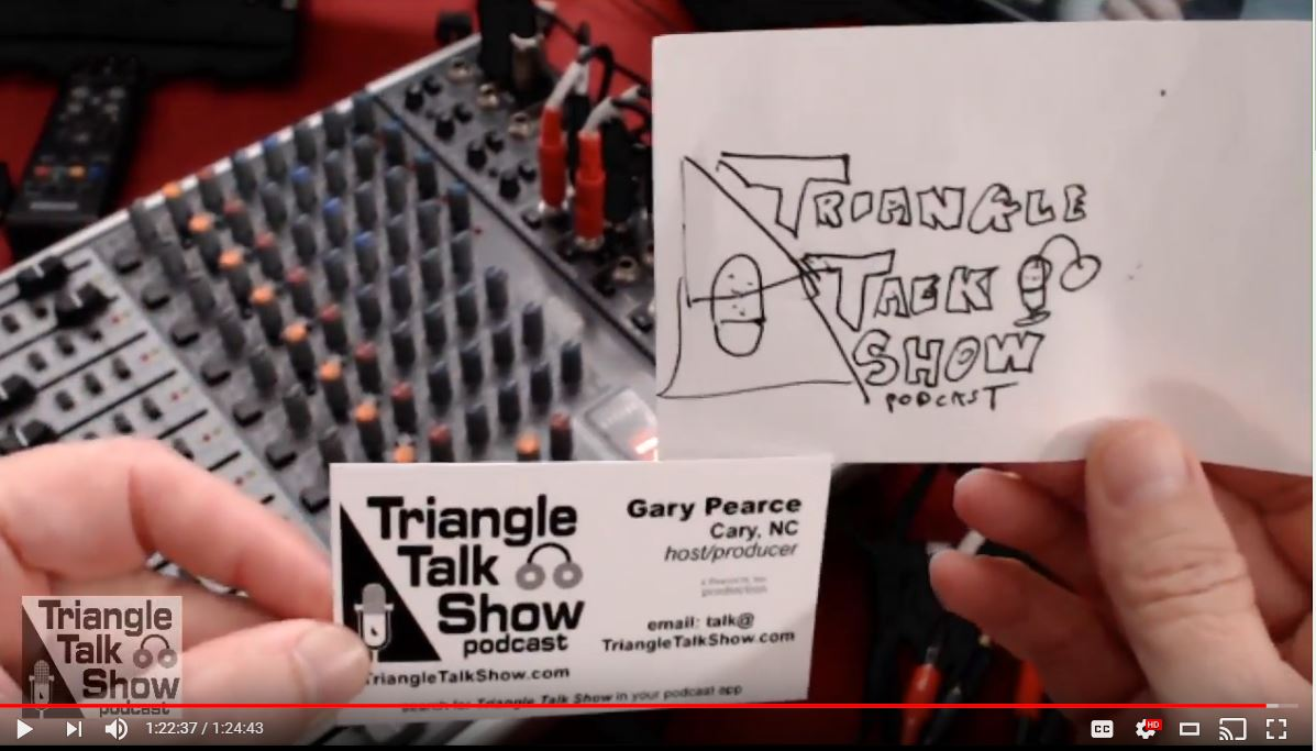 Origin of the TTS Business Card (click image to play video from that point)