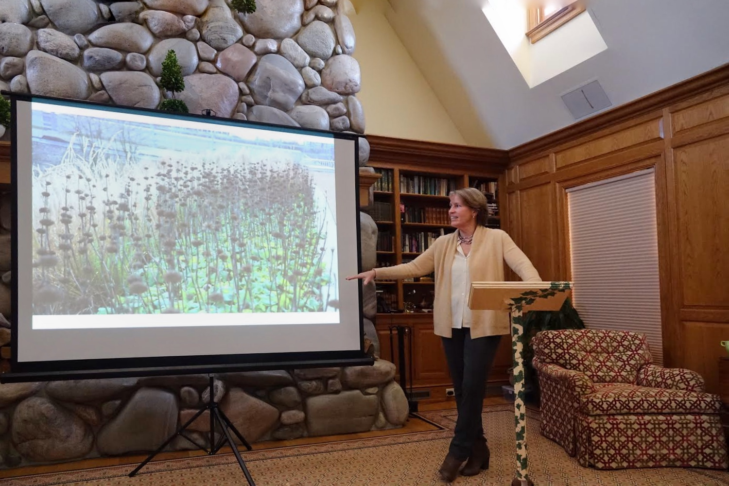 """""""How to Prepare your Garden for Spring' for the Hortulus Garden Club in Greenwich, CT"""