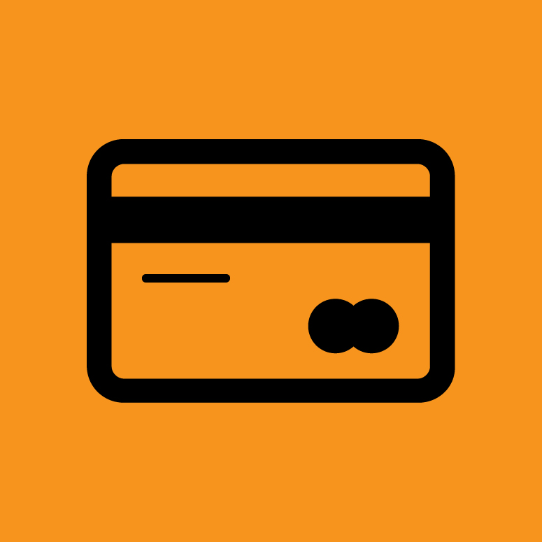 BANK CARD - Click the bottom to select your course and pay by bank cards.