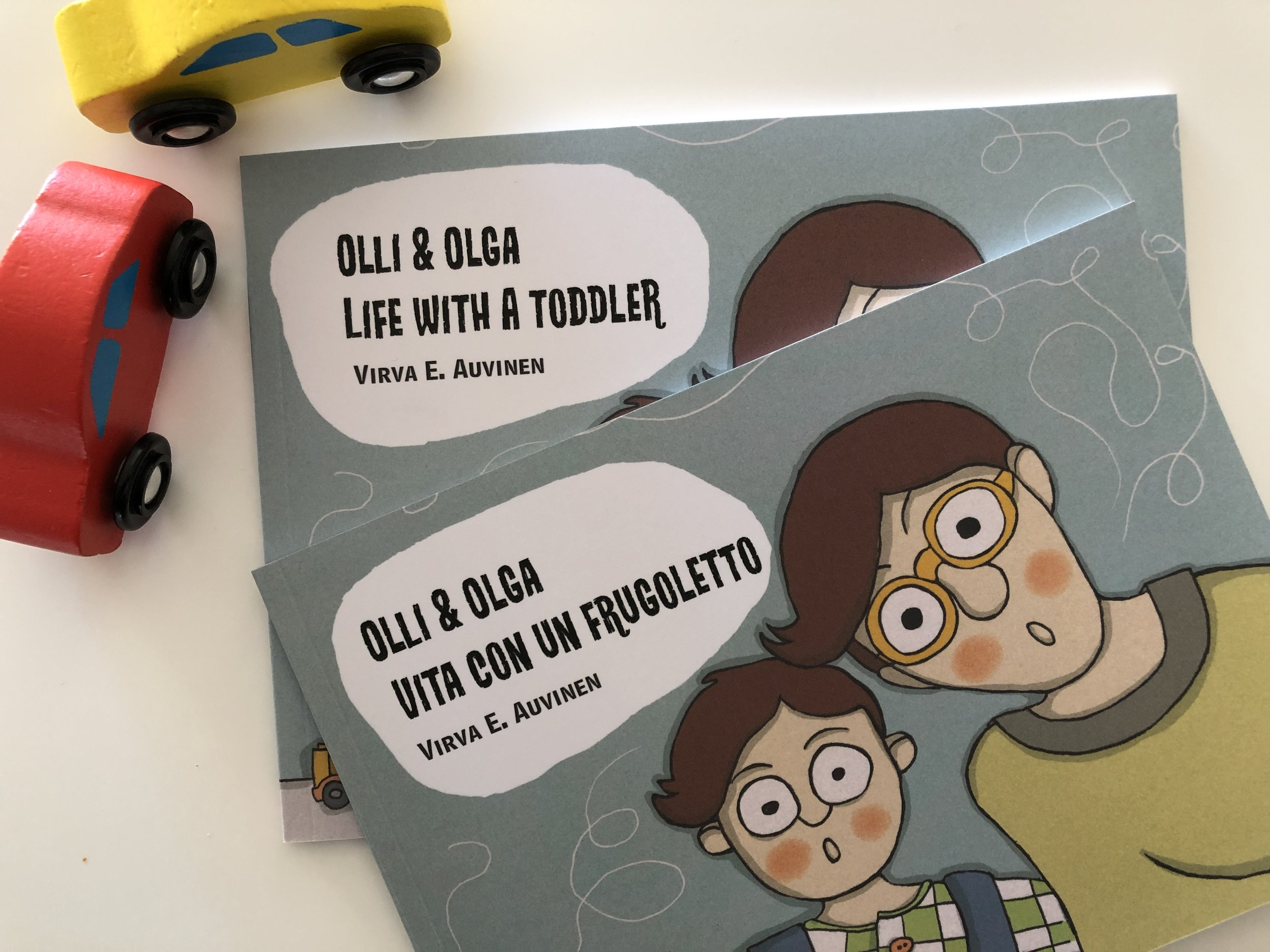 OLLI & OLGA 2018    Learn More