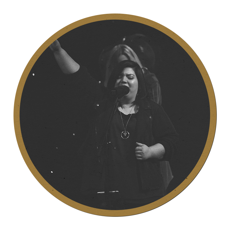 jen call - vocals, songwriter (song of heaven, safe, jesus is lord of all)