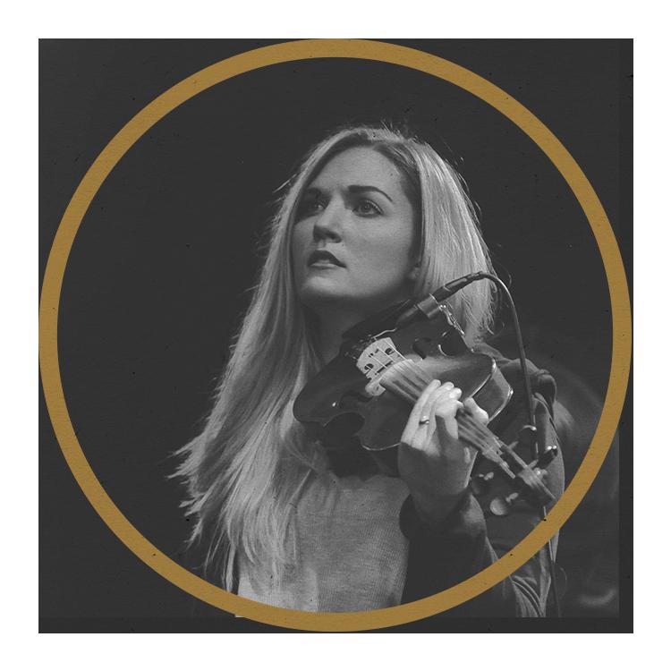 kara reese - violin