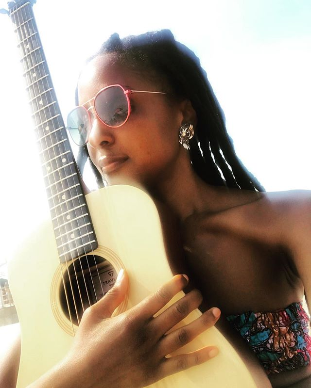 #aintnosunshine when he's gone☀️. The #indieartist grind is real...but I'm making something new for your senses!!!! #glowup #newmusicalert #guitarbae