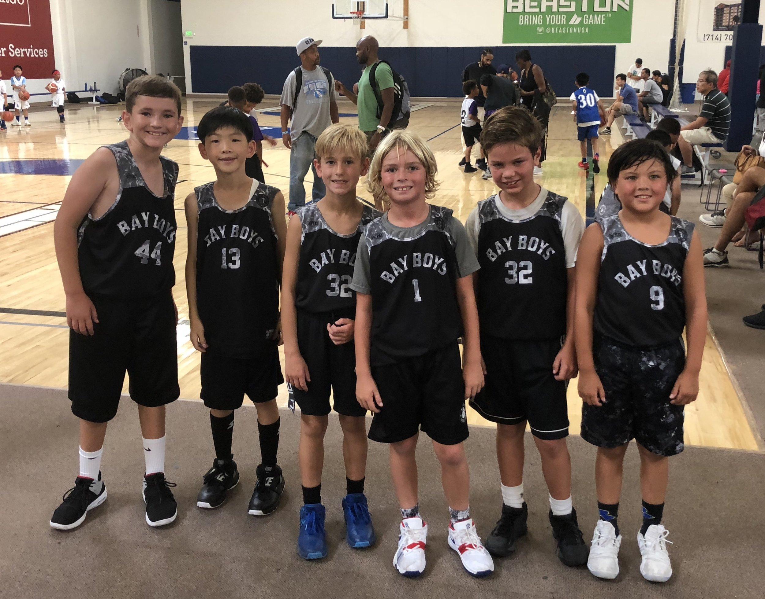 Bay Boys Select Teams