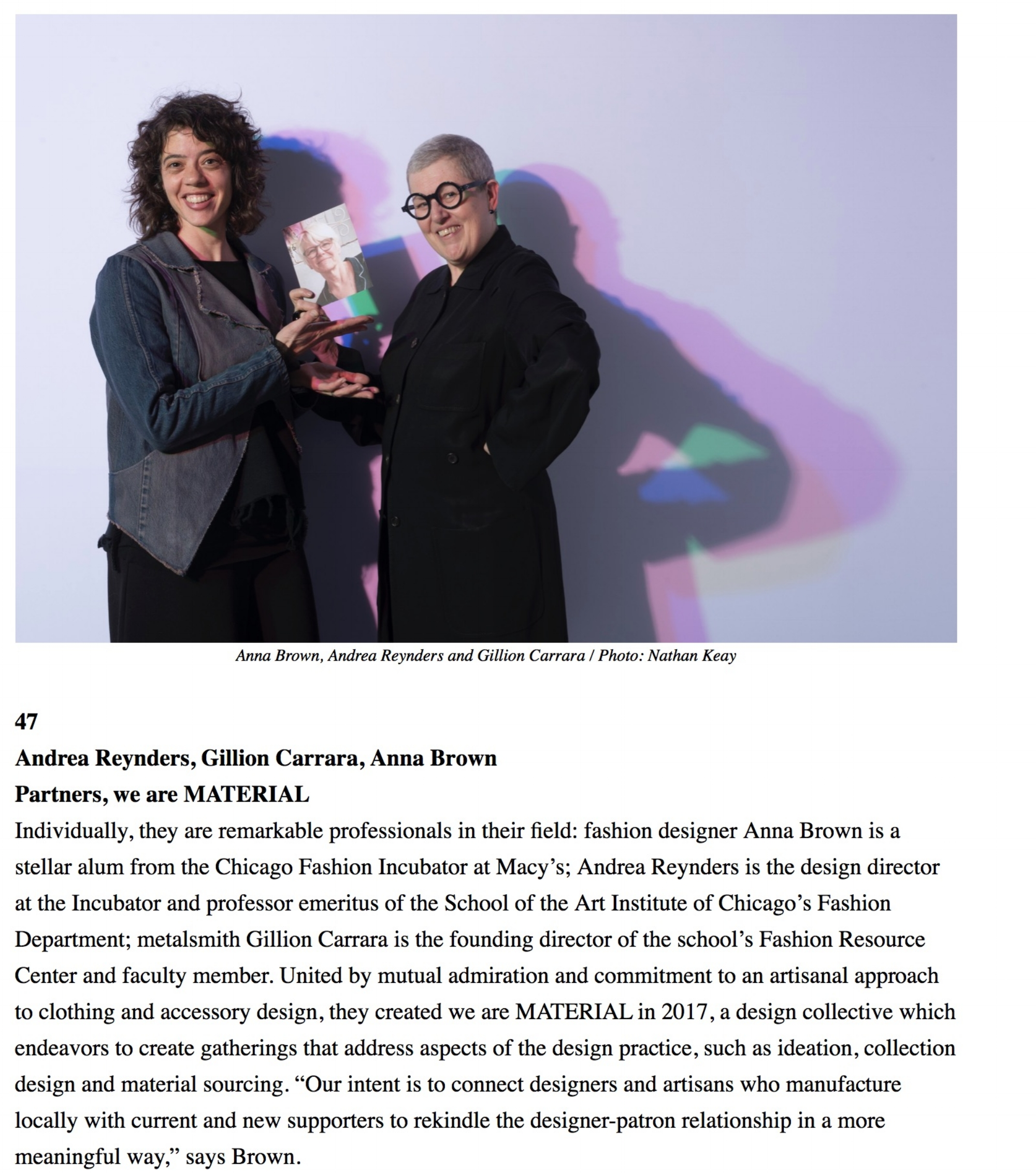 New City Design 50: Who Shapes Chicago 2018