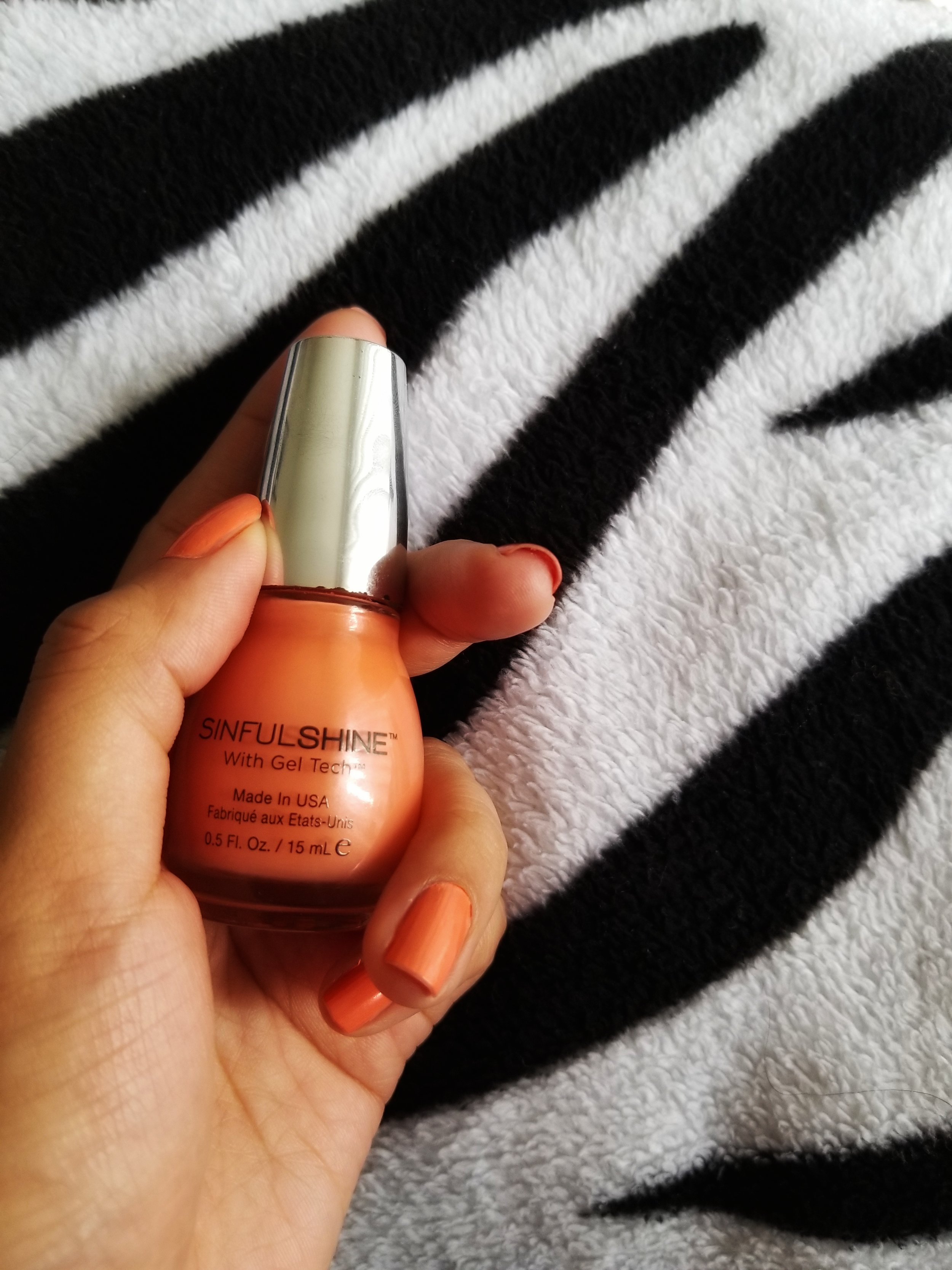 Ladies, I give you the ultimate Spring nail color! -