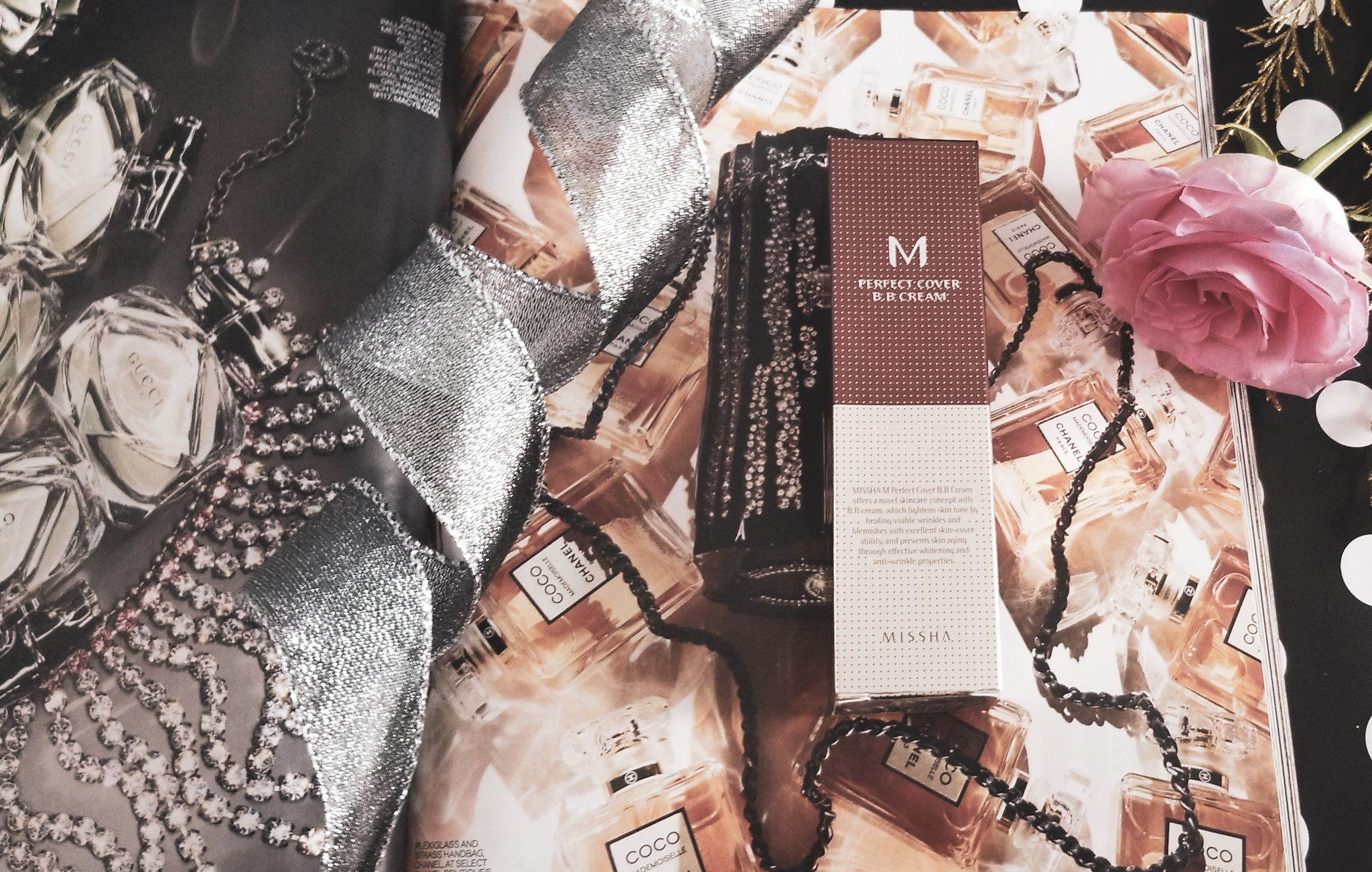 MISSHA BB CREAM: - I've been using Missha products for YEARS! I'm sad now that I've moved I don't have a Missha store 10 minutes away from me. I am a fan of their BB cream, it's not heavy and has buildable coverage + it has SPF. Full package product!