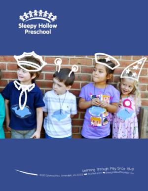 Download Our Preschool Brochure